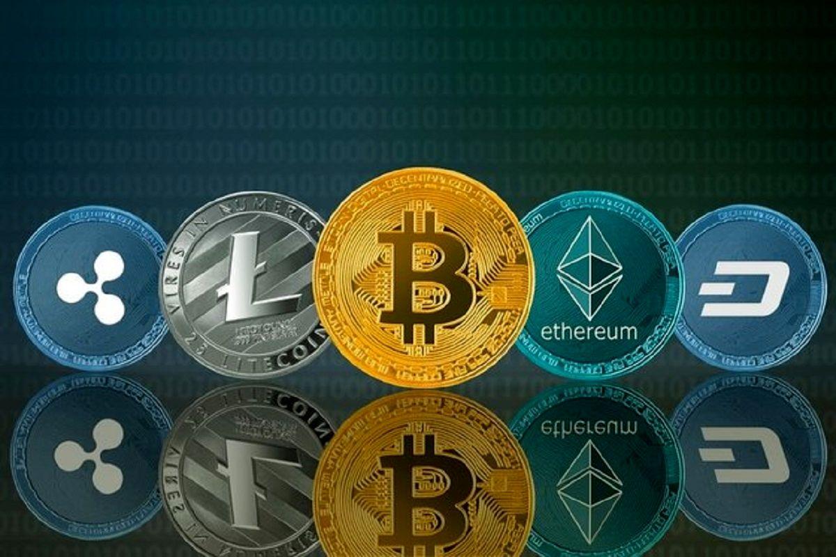 قیمت ارزهای دیجیتال