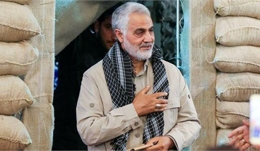 راز عجیب عکس مرموز سردار سلیمانی فاش شد + فیلم