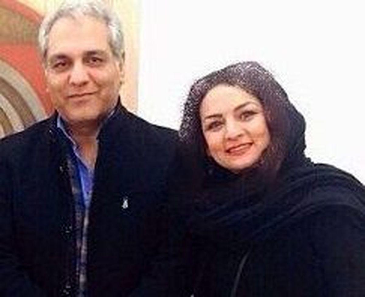 مهران مدیری   جنجال همسر اول به ازدواج مجدد مهران مدیری + فیلم
