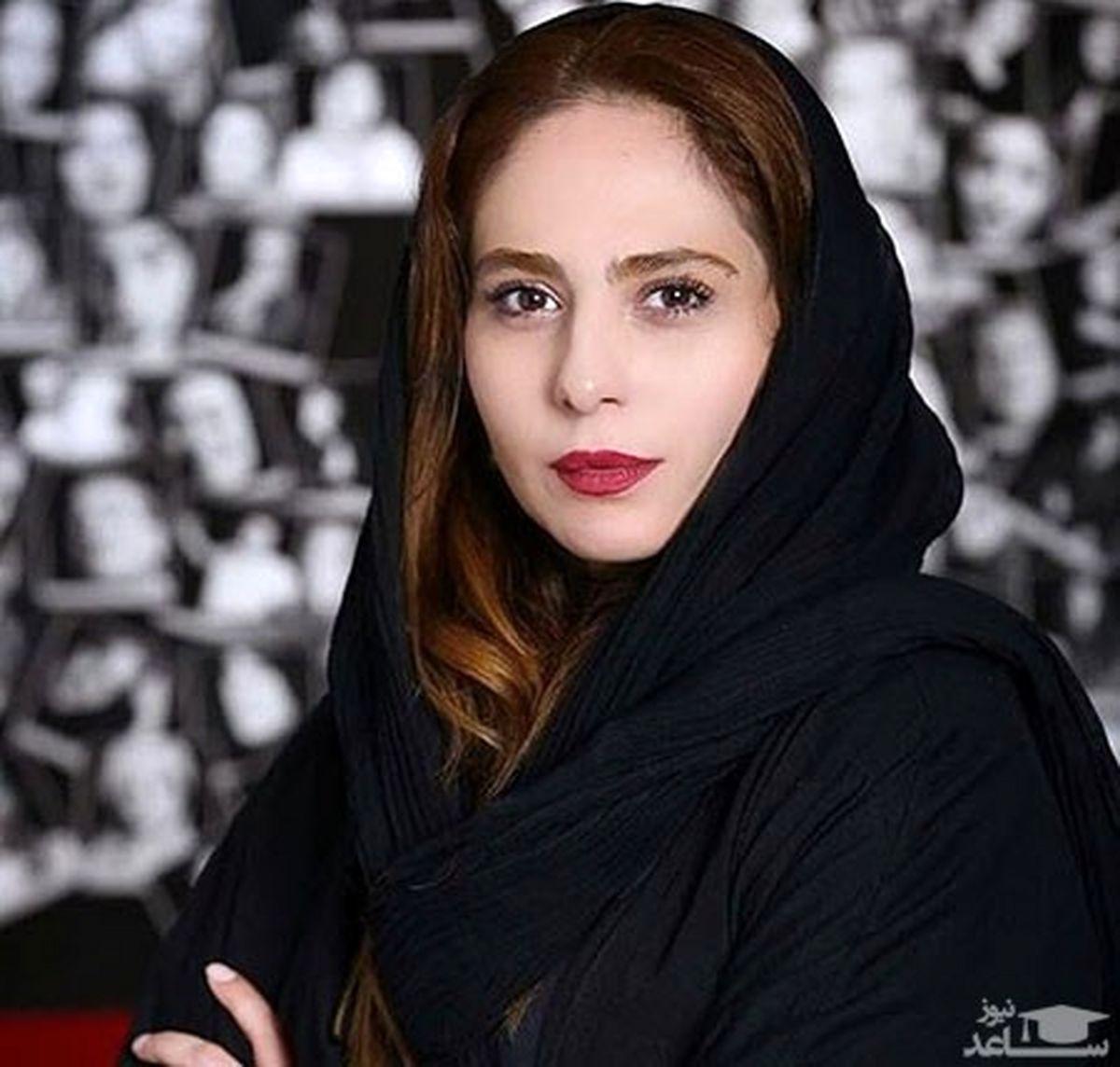 بیوگرافی رعنا ازادی ور و همسرش + عکس دونفره