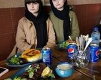 کادوی لاکچری سارا و نیکا در ولنتاین فاش شد + عکس جنجالی
