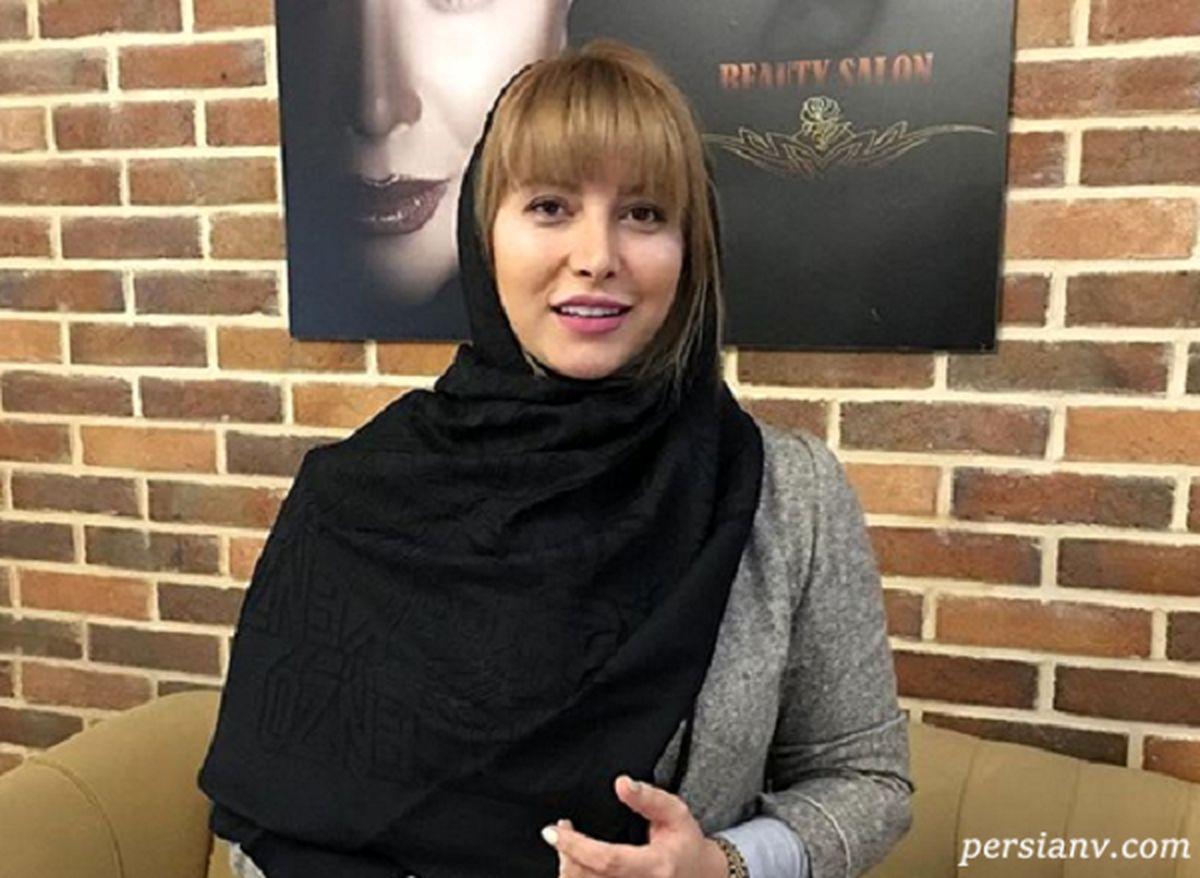 فریبا نادری از ویلای لاکچری اش رونمایی کرد + فیلم
