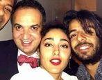 کلیپ جنجالی از رقص گلشیفته فراهانی در ماشین لاکچری اش + فیلم