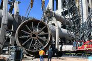 ابر پروژه سیمان آبیک با تولید 17500 تن کلینکر در روز استارت خورد