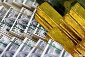 امروز ( ۹۹/۰۴/۰۴ )قیمت طلا.ارز و دلار کاهش یافت