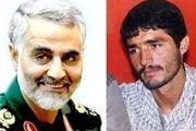 ماجرای تکان دهنده پیکر سالم یک شهید در کنار مزار سردار سلیمانی + فیلم