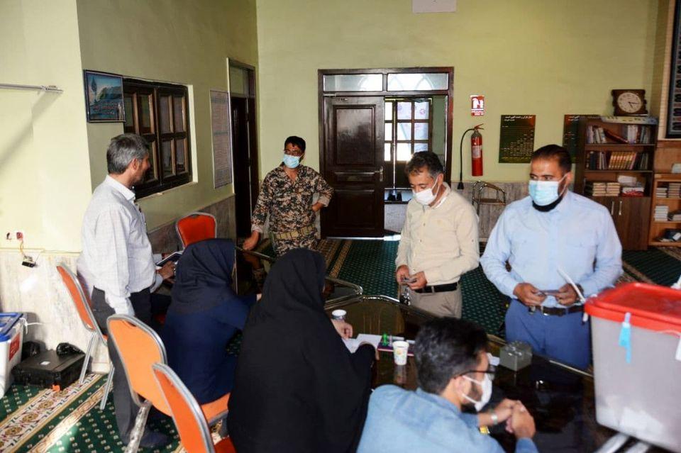جشن حضور و مشارکت در تعیین سرنوشت در مجتمع فولاد خراسان