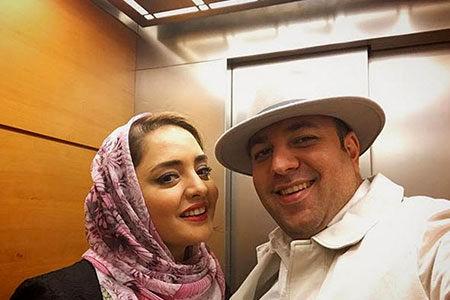 علی اوجی,بیوگرافی علی اوجی,تصاویر علی اوجی و همسرش