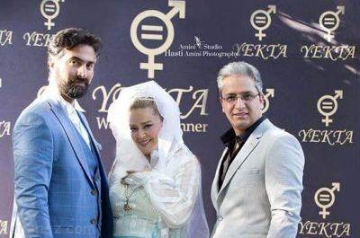 اختلاف سنی بهاره رهنما و همسر جدیدش