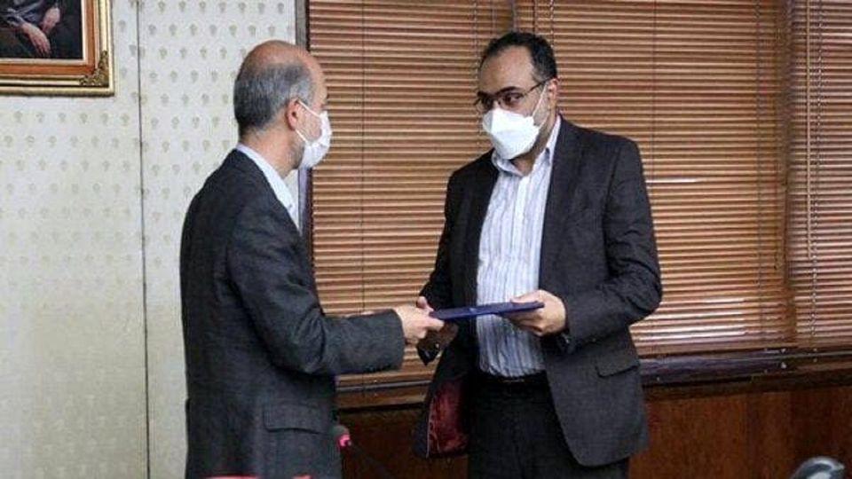 محمود کمانی معاون وزیر نیرو و رئیس ساتبا شد + سوابق محمود کمانی
