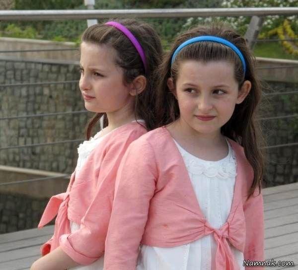 عکسهای سارا و نیکا