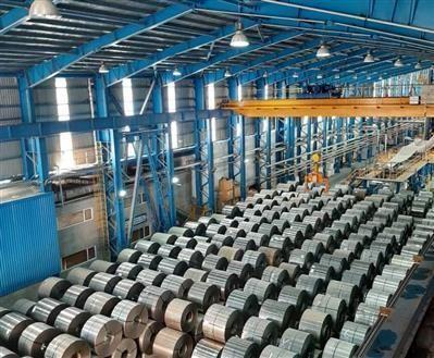 طرح توسعه ای فولاد تاراز با کمک صادرات اجرا میشود