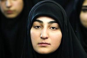 خبر ناگهانی ازدواج دختر سردار سلیمانی همه راشوکه کرد