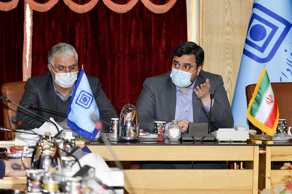 آخرین وضعیت مجتمع فولاد قائنات درکمیته پایش این طرح درشرکت ملی فولاد ایران برگزار شد