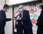 آیین اختتامیه مسابقات رالی اتومبیل رانی تور فجر 42 در قشم برگزار شد