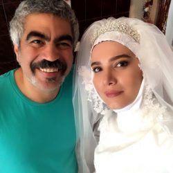 عکس همسر متین ستوده + عکس مراسم ازدواج
