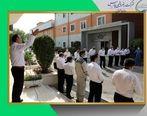 برگزاری مراسم عزاداری شهادت حضرت فاطمهی زهرا سلام الله علیها در پتروشیمی پارس