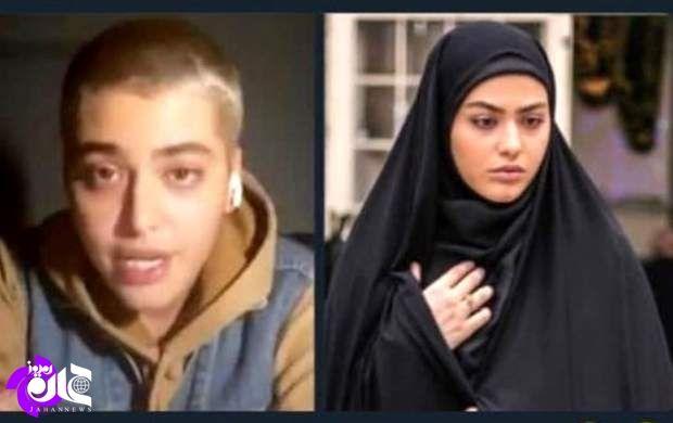 من «ریحانه پارسا» لطفاً من را ببینید/ مسیح علینژاد هم بی آبرو شد/ مدیران صداوسیما هم مقصر نیستند! +تصاویر