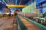کسب رکوردی دیگر در مجتمع فولاد سبا