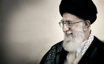 عکس تازه منتشرشده از رهبرجمهوری اسلامی باماسک