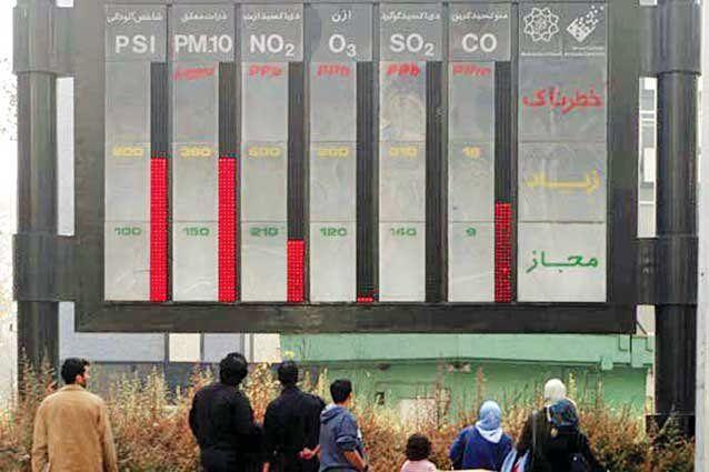 کاظمی/ روایت معاون استاندار از تأثیر دود جگرکی بر افزایش شاخص آلودگی هوا/ مأموریت جدی محیط زیست برای آلودگی شهر ری