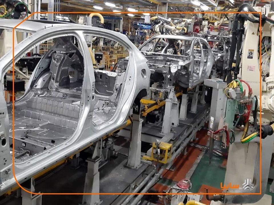 اولین کراس اوور از مگاپلتفرم ایرانی وارد خط تولید شد