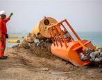 طولانیترین عملیات کشش لوله دریا در پایانه نفتی جاسک پایان یافت