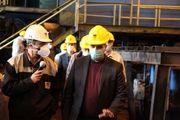 خنثی شدن اثر تحریم  بر محصول  ریل زبانه با تولید توسط ذوب آهن اصفهان