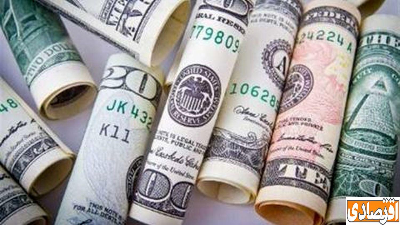نرخ ارزهای بانکی امروز چهارشنبه 23 بهمن