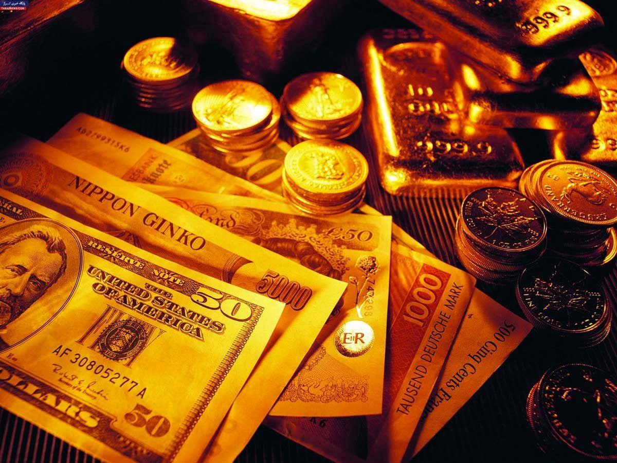 نرخ ارز دلار سکه طلا یورو | سه شنبه 4 آذر | 99/9/4