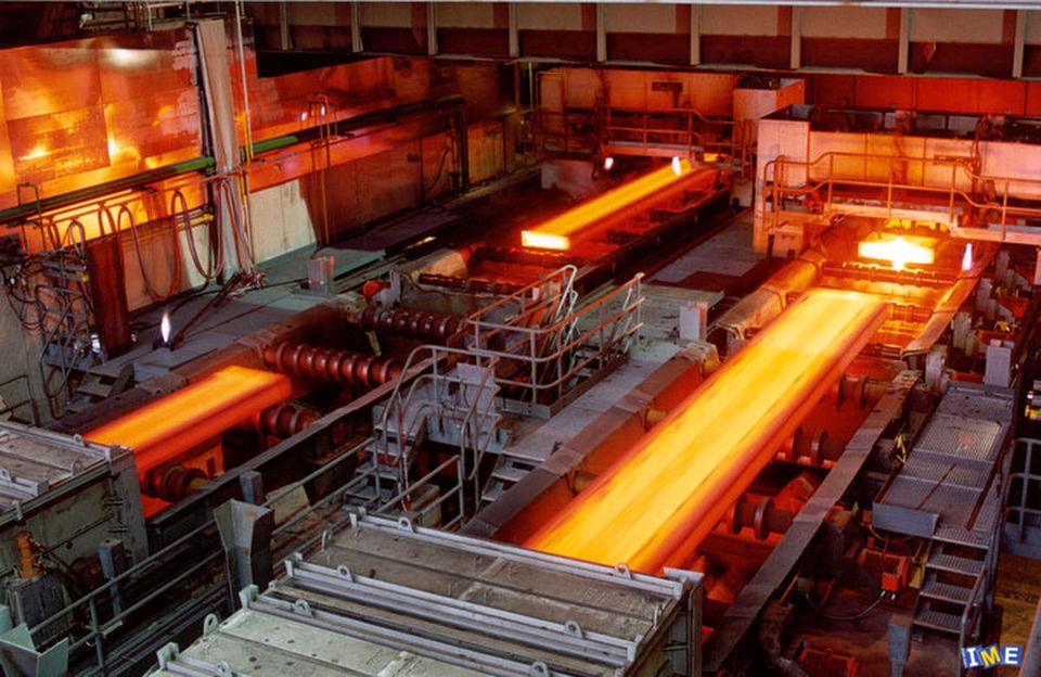رشد 20 درصدی تولید «شمش» و «محصولات فولادی»/ افزایش صادرات شمش، محصولات فولادی و آهن اسفنجی