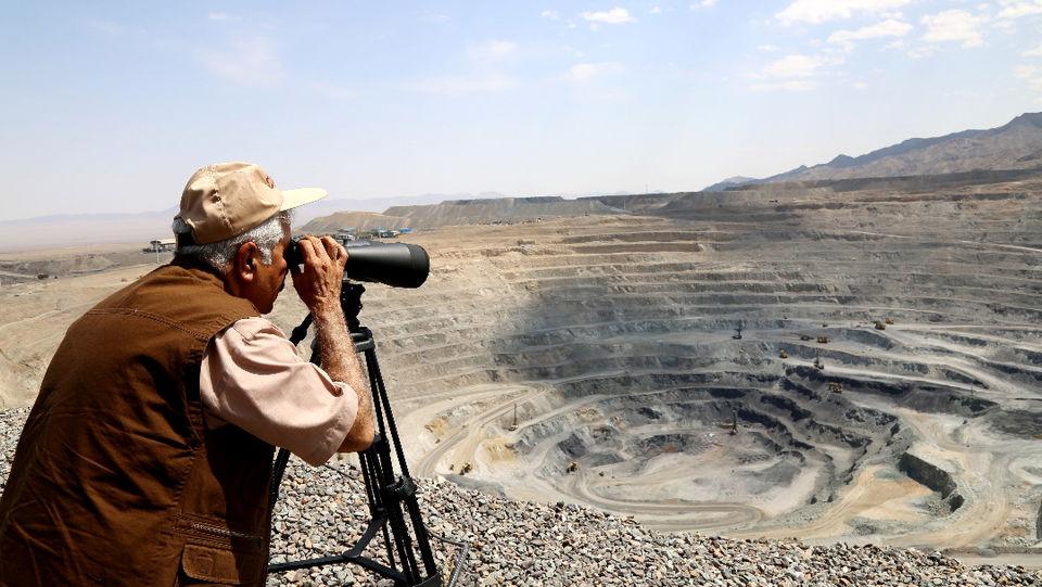 مدیر عامل چادرملو:انقلابی در عرصه معدنکاری ایران در راه است