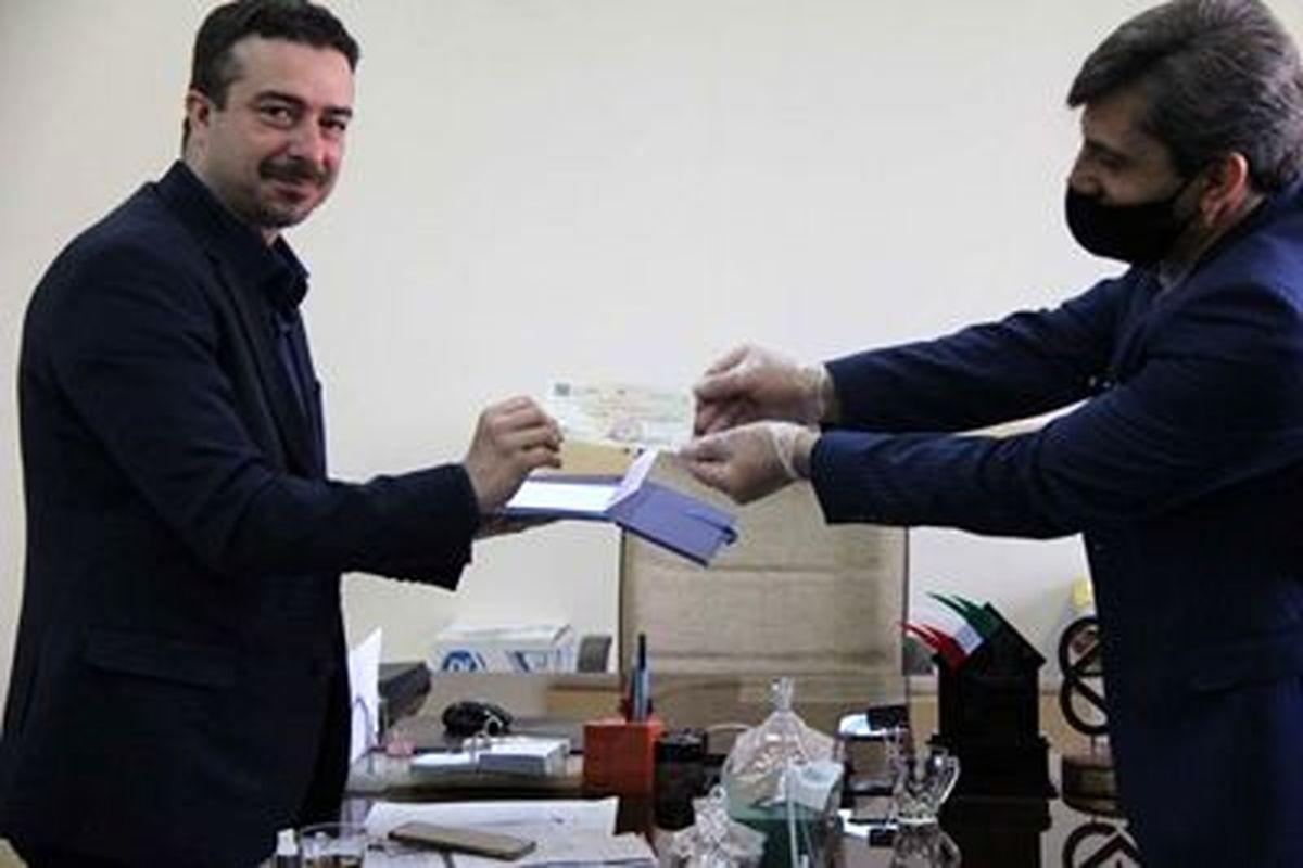 هدیه 1.5 میلیارد ریالی بانک رفاه به دانشگاه علوم پزشکی قزوین