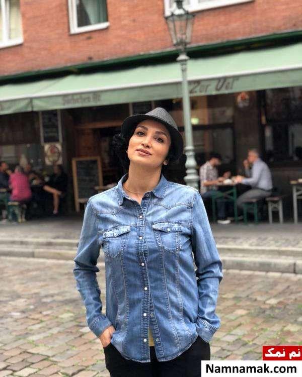 روناک یونسی و عکس زیبای وی