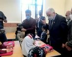 افتتاح مدرسه ۲ کلاسه در روستای شیراوند لرستان توسط بانک پاسارگاد