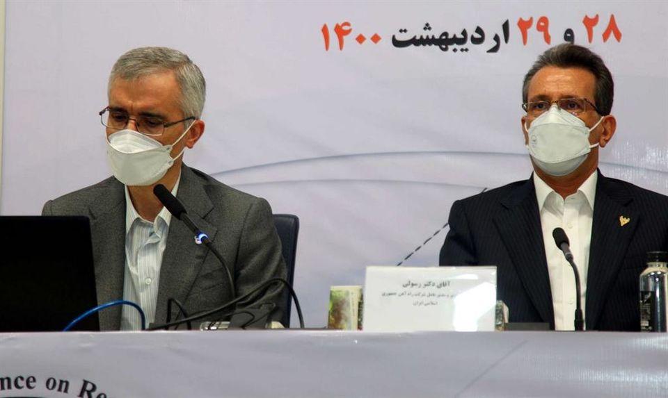 ذوب آهن اصفهان با تولید ریل، جریان تحریم را در هم شکست
