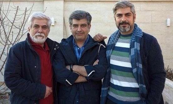 مهدی، مسعود و حسین پاکدل