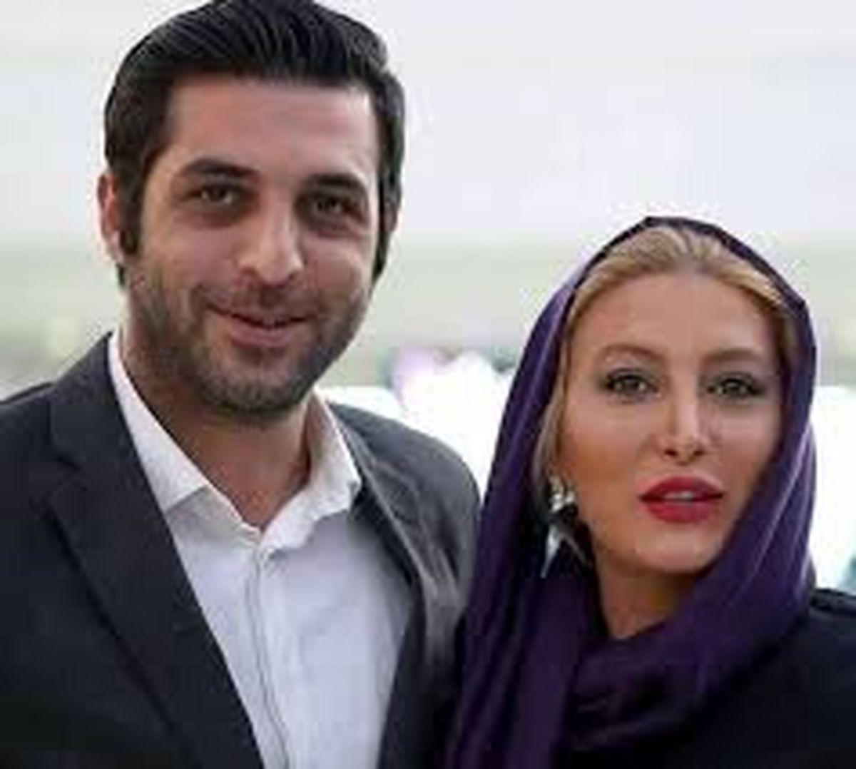 عکس فریبا نادری و همسر اول و دومش + عکس دونفره
