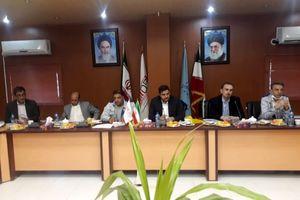 بازدید مدیرعامل شرکت ملی فولاد ایران وهیئت همراه ازمجتمع فولادقائنات