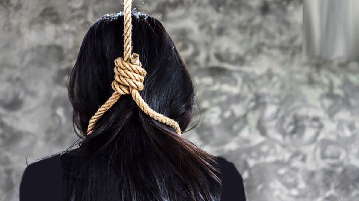 تجاوز به خواهر زن جنجالی شد / راز خودکشی فجیع را نامه شوم فاش کرد + عکس