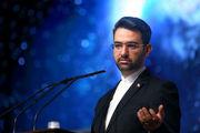 پست معنادار وزیر ارتباطات در مورد ورود کرونا به ایران + فیلم