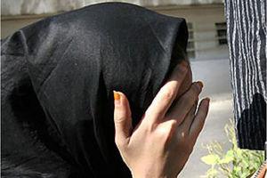 بازداشت دختر رقاص وسط خیابان سعدی + عکس