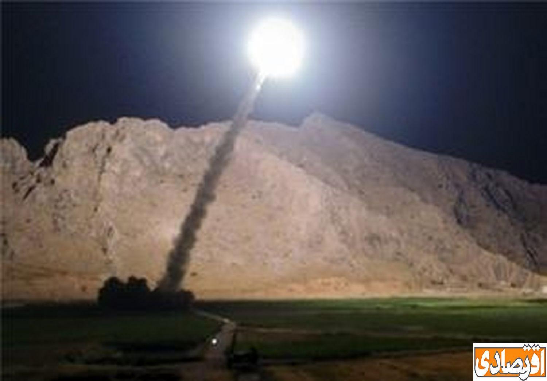 موج دوم حمله موشکی ایران به پایگاه های امریکا