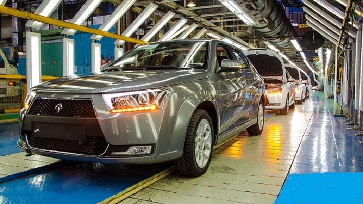 شکست رکورد تولید ایران خودرو در اردیبهشت 99