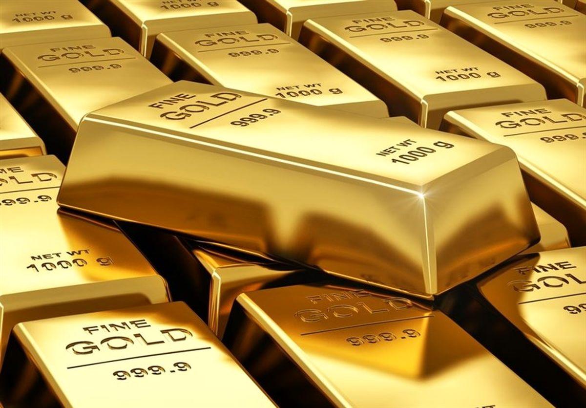 طلا ارزان شد   دوشنبه 5 خرداد