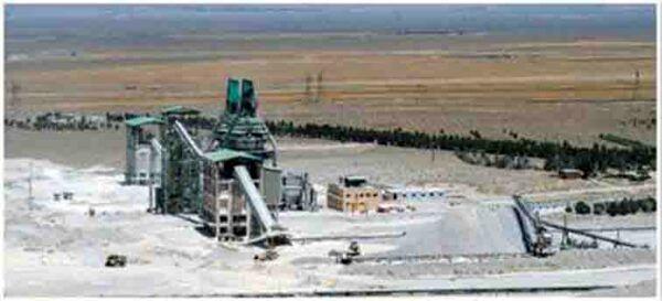 احداث بزرگترین کارخانه تولید آهک در شرکت فولادسنگ مبارکه با همکاری ایرانخودرو