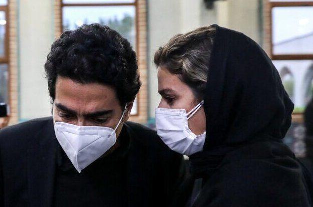 تبریک جنجالی سحر دولتشاهی به همایون شجریان + عکس