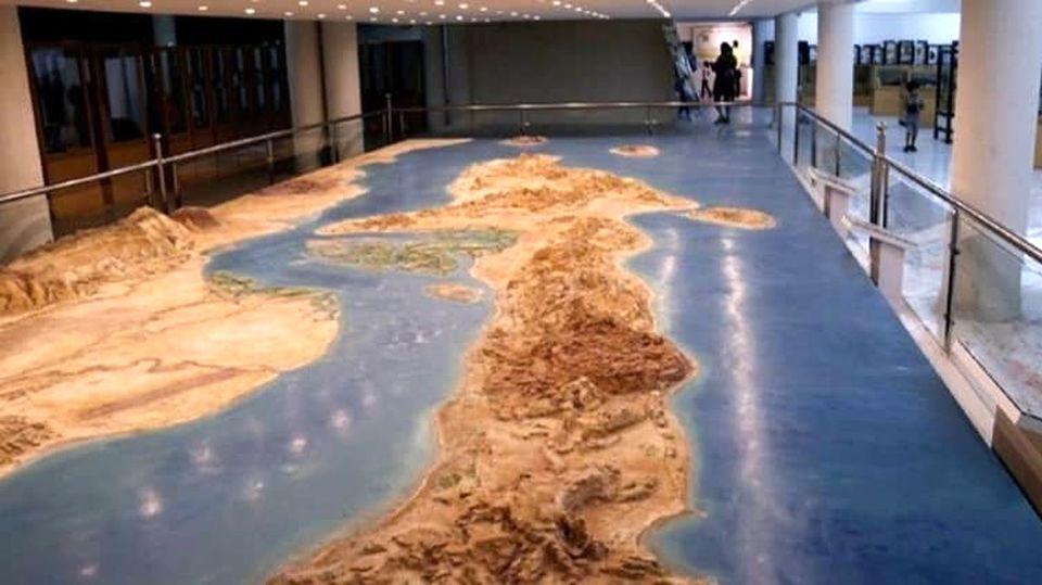 ظرفیت منحصر بفرد موزه ژئوپارک قشم برای جذب گردشگر