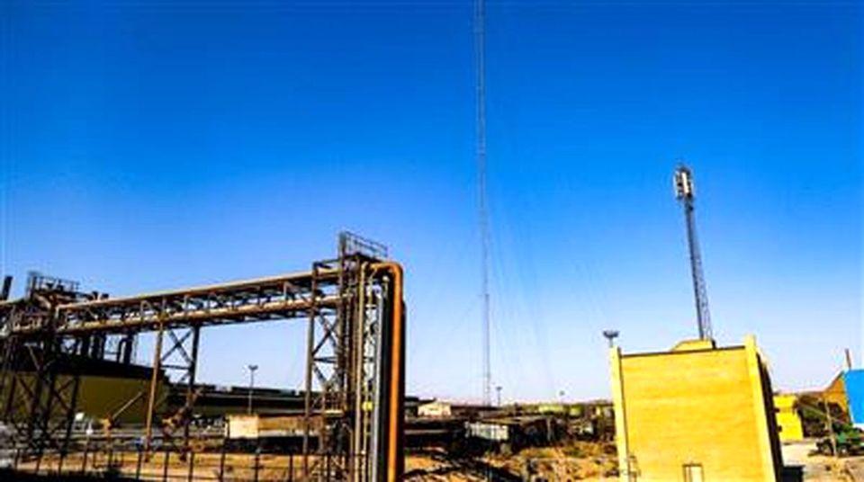 بهرهبرداری از شبکۀ رادیویی دیجیتال در شرکت فولاد مبارکه