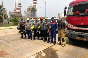 قرارگیری همه بویلرهای نیروگاه مبین انرژی خلیج فارس در سرویس